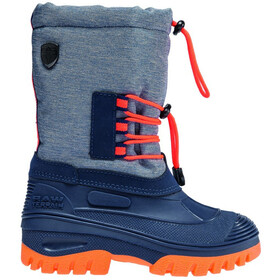 CMP Campagnolo Ahto WP Snow Boots Youth denim melange